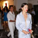 Adriana Lima – Out in Mykonos
