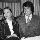 Michelle Phillips and Warren Beatty - 454 x 404