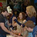 Henry Cavill- July 23, 2016- San Diego Comic Con- Surprises Suicide Squad - 454 x 682