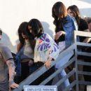 Selena Gomez leaves Nine Zero hair salon in West Hollywood, California on July 13, 2016 - 454 x 572
