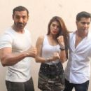 Starcast At Wrap Up Of Film Dishoom - 454 x 303