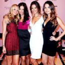 Victoria's Secret Angels Spice Up Fashion's Night Out