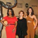 Olivia Munn – 24th Screen Actors Guild Awards Nominations in LA - 454 x 681