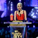 Lady Gaga – 2018 MTV Movie And TV Awards in Santa Monica - 454 x 674