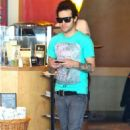 Pete Wentz - Out and About (January 26) - 454 x 682