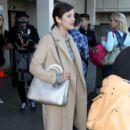 Marion Cotillard Arrives at LAX  (January 7, 2015)