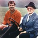 George Halas With Mike Ditka