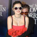Bella Thorne – 'Halloween Horror Nights' Opening in Los Angeles - 454 x 630