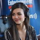 Victoria Justice- SiriusXM's Entertainment Weekly Radio Channel Broadcasts From Comic-Con 2016 - Day 1 - 433 x 600