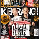 Zacky Vengeance, Synyster Gates - Kerrang Magazine Cover [United Kingdom] (24 October 2015)