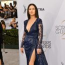 Catherine Zeta-Jones at The 25th Annual Screen Actors Guild Awards (2019) - 400 x 600