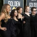 Emma Stone – 2018 Golden Globe Awards in Beverly Hills