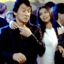 Roselyn Sanchez and Jackie Chan