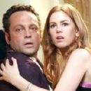 Isla Fisher and Vince Vaughn