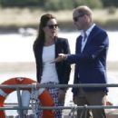 The Duke and Duchess of Cambridge Visit the Isles of Scilly - 454 x 316