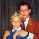 Horst Hächler and Maria Schell - 454 x 660