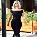 Bebe Rexha – Arrives at the ITV Studios in London
