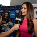 Actress Lindsey Morgan arrives at the 16th Annual Young Hollywood Awards at The Wiltern on July 27, 2014 in Los Angeles, California