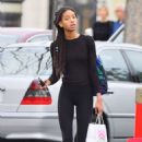 Willow Smith – Out and about in Calabasas - 454 x 681