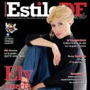 Ely Guerra - Estilo Df Magazine Cover [Mexico] (26 July 2013)