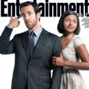 B.J. Novak and Mindy Kaling - 454 x 610