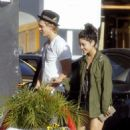 Vanessa Hudgens: make a pit stop at a gas station