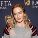 Emily Blunt – 'A Quiet Place' BAFTA Screening in New York - 454 x 488