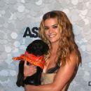 Nina Agdal – 21st annual ASPCA Bergh Ball in New York