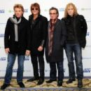 Bon Jovi are announced to headline the AEG live: Olympic Park 2013 gig at Mandarin Oriental Hyde Park on January 23, 2013 in London, England - 454 x 304