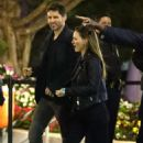 Hilary Swank – Arriving at the Fleetwood Mac Concert in Inglewood - 454 x 681