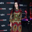 Demi Moore – 'Good Time' Premiere in NYC - 454 x 682