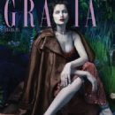 Laetitia Casta - Grazia Magazine Pictorial [Mexico] (September 2016) - 454 x 595