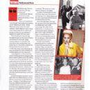 Tippi Hedren - Yours Retro Magazine Pictorial [United Kingdom] (30 March 2017) - 454 x 642