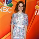 Ellie Kemper – NBC Fall Junket 2018 in NYC - 454 x 910