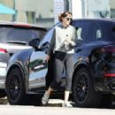 Dakota Johnson in Spandex – Leaves a yoga class in Los Angeles