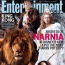 Tilda Swinton - Entertainment Weekly Magazine [United States] (16 December 2005)