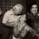 Ava Gardner and Mickey Rooney with Ann Miller