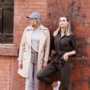 Erin and Sara Foster – Photoshoot in New York - 454 x 647
