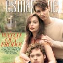 Harry Lloyd, Richard Madden, Emilia Clarke - ES Magazine Pictorial [United States] (1 April 2011) - 454 x 618