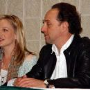 John Kassir and Julie Benz - 454 x 318