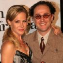 John Kassir and Julie Benz