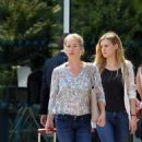 Nicola Peltz on set of 'Youth In Oregon' on July 7, 2015 (NY)