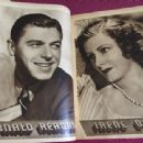 Ronald Reagan, Irene Dunne - Screen Stories Magazine Pictorial [United States] (July 1939)