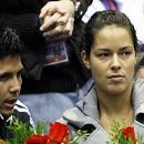 Fernando Verdasco and Ana Ivanovic