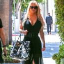 Jessica Simpson Out and About In Beverly Hills