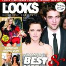 Kristen Stewart, Robert Pattinson - LOOKS Magazine Cover [Indonesia] (December 2009)