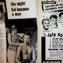 Sal Mineo - Movie Life Magazine Pictorial [United States] (June 1958)