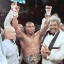 Mills Lane, Mike Tyson & Don King - 400 x 510