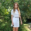 Riley Keough Christian Dior Show In Paris