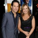 Julie Yaeger and Paul Rudd - 450 x 594